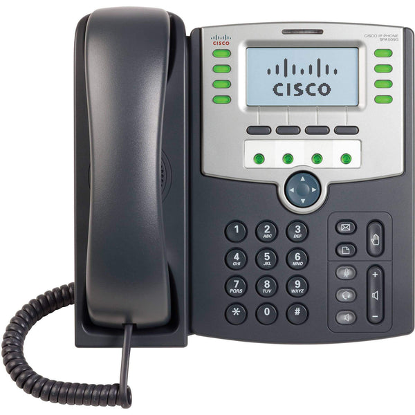 Cisco Cisco SPA Cisco SPA 509G Small Business IP Phone - SPA509G New