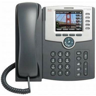 Cisco SPA 525G Wireless Small Business IP Phone - SPA525G