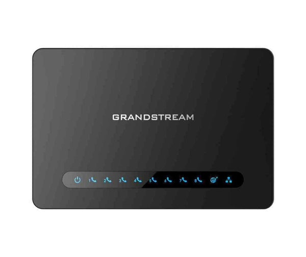 Grandstream Phones - Grandstream Grandstream Powerful 8-Port FXS Gateway with Gigabit NAT Router (HT818)
