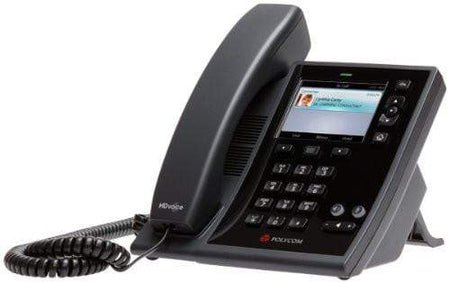 Polycom IP Phones - Polycom Polycom CX500 IP Phone for Microsoft - CX 500 Refurbished