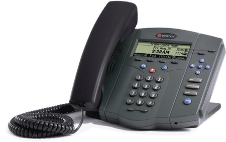 Polycom IP Phones - Polycom Polycom SoundPoint IP430 - 2200-12430-001