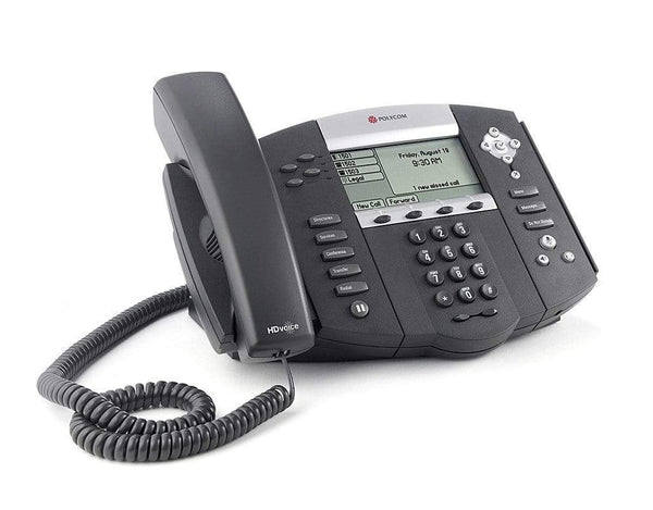 Polycom IP Phones - Polycom Polycom SoundPoint IP560 - 2200-12560-001