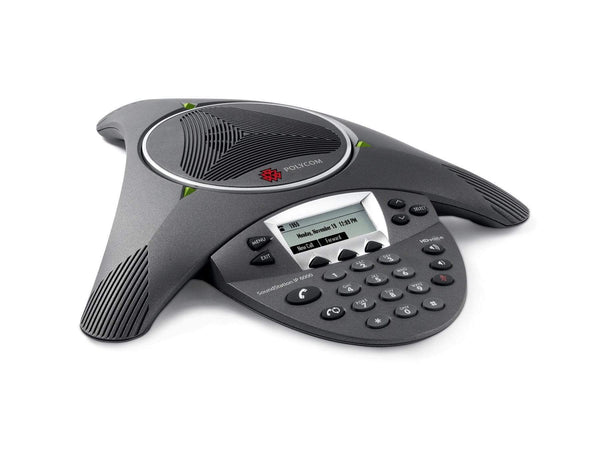 Polycom IP Phones - Polycom Default Polycom SoundPoint IP6000 Conference Phone - 2200-15600-001 New
