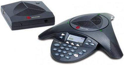 Polycom IP Phones - Polycom Default Polycom SoundStation 2W Analog Wireless Conference Phone - 2200-07880-160