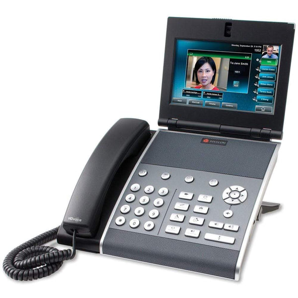 Polycom IP Phones - Polycom Polycom VVX1500 Video IP Phone - VVX 1500 2200-18061-025 Refurbished