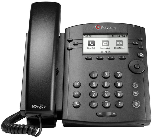 Polycom IP Phones - Polycom Polycom VVX311 IP Phone Skype for Business - VVX 311 2200-48350-019 New