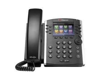 Polycom IP Phones - Polycom Polycom VVX410 Gigabit IP Phone - VVX 410 2200-46162-025 New