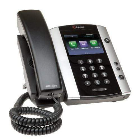 Polycom IP Phones - Polycom Polycom VVX500 Gigabit IP Phone - VVX 500 2200-44500-025 New