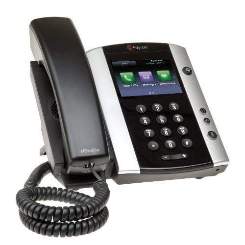Polycom IP Phones - Polycom Polycom VVX501 Gigabit IP Phone - VVX 501 2200-48500-025 New