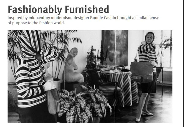 Hermann Miller: Fashionably Furnished