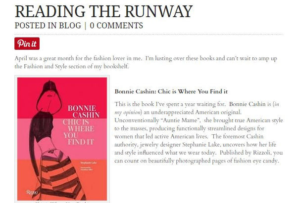 Reading the Runway