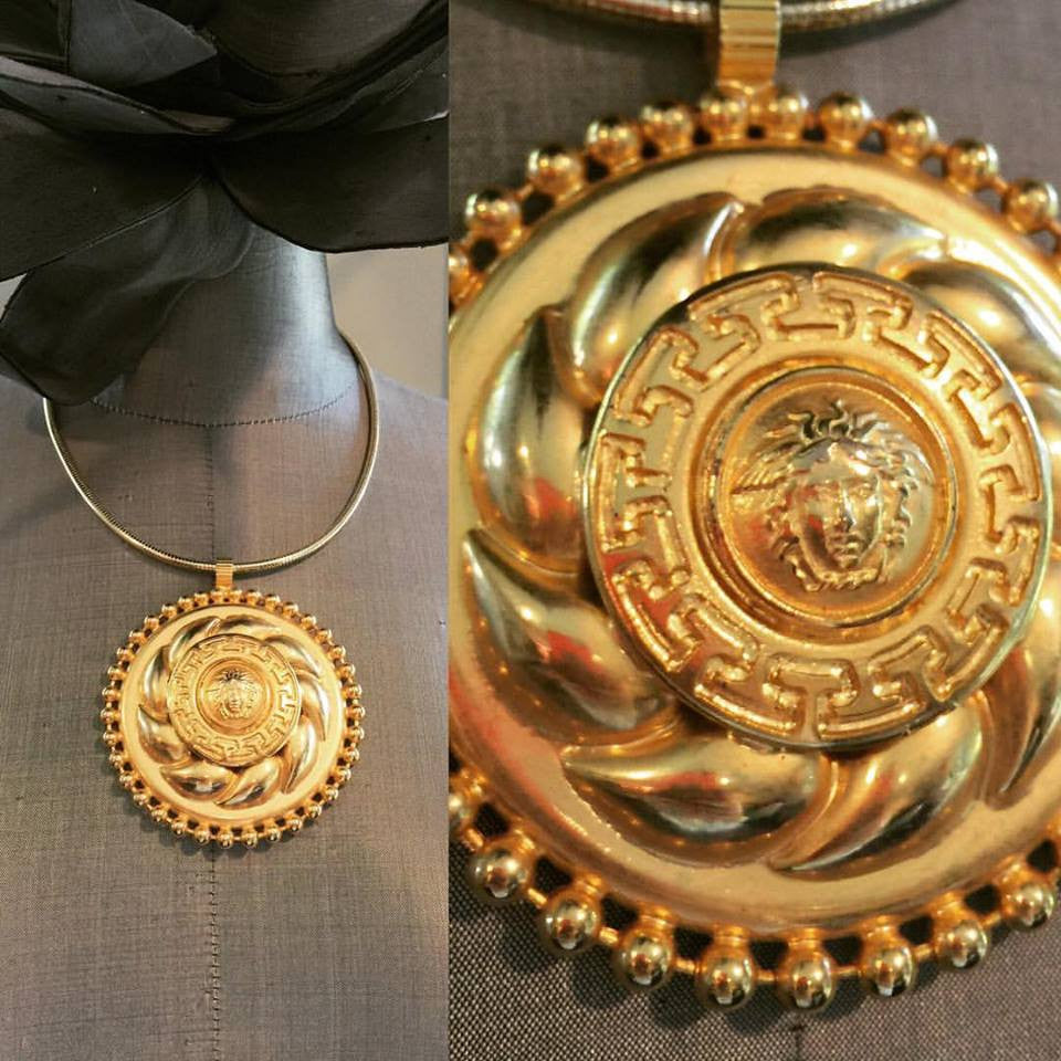 Medusa Medallion