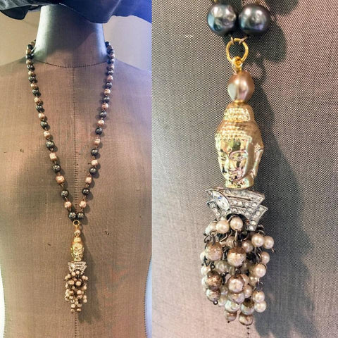 Indian Chatelaine