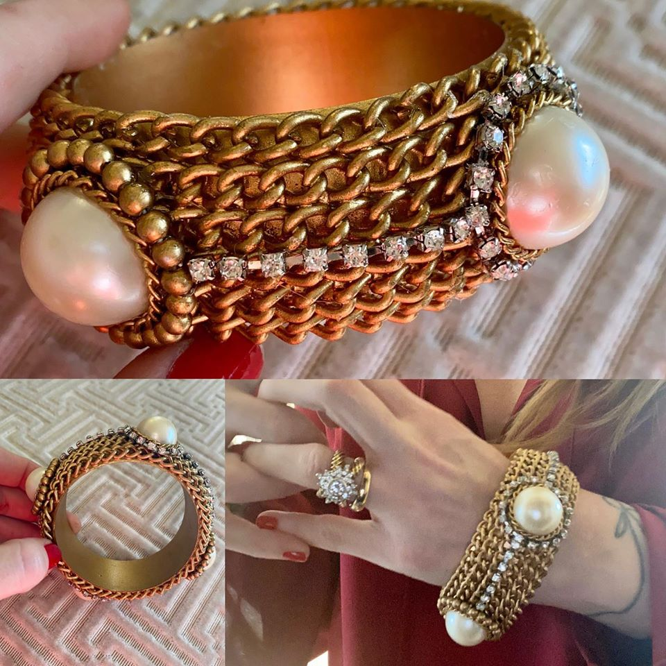 Monumental Wrapped Bangle