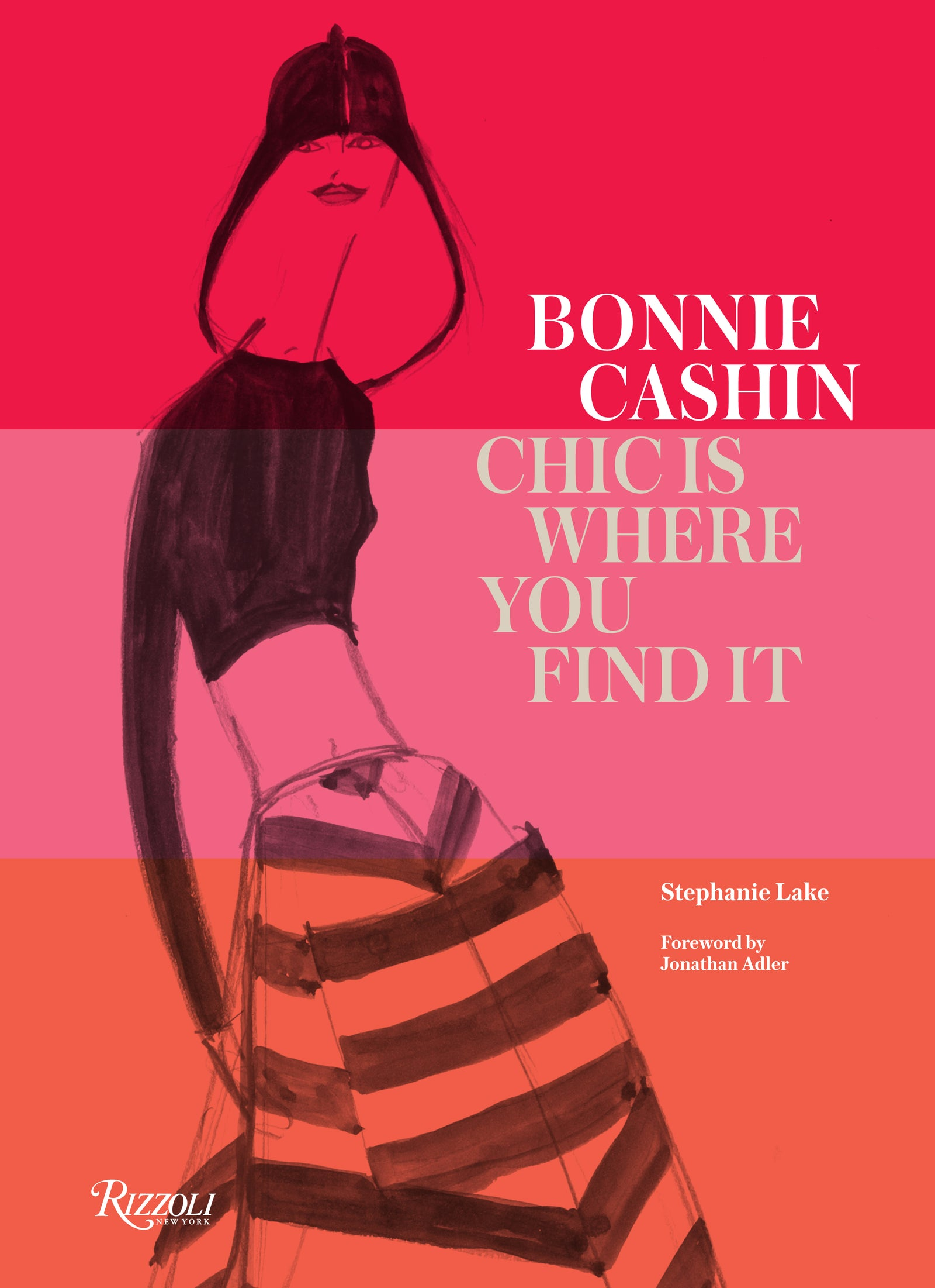 "Signed First Edition ""Bonnie Cashin: Chic Is Where You Find It"""