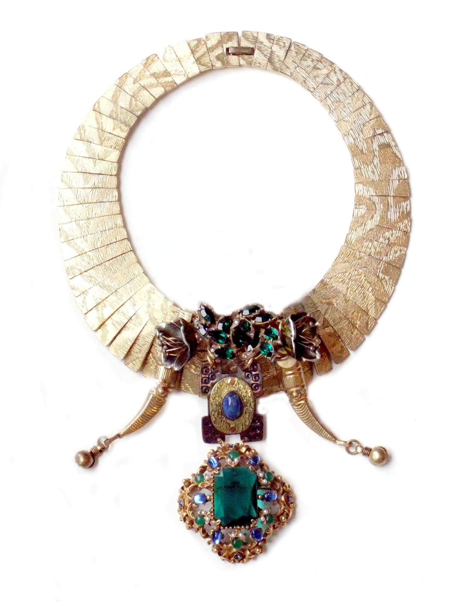 1930s Gems and Gilded Tusks