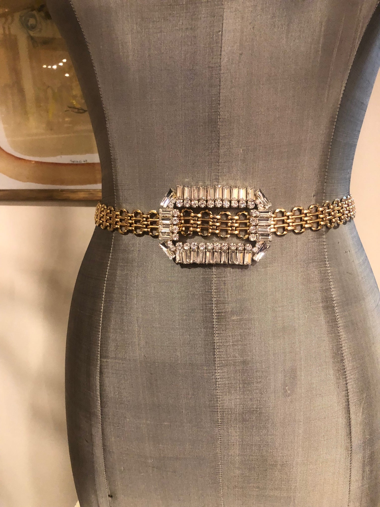 Art Deco Belt