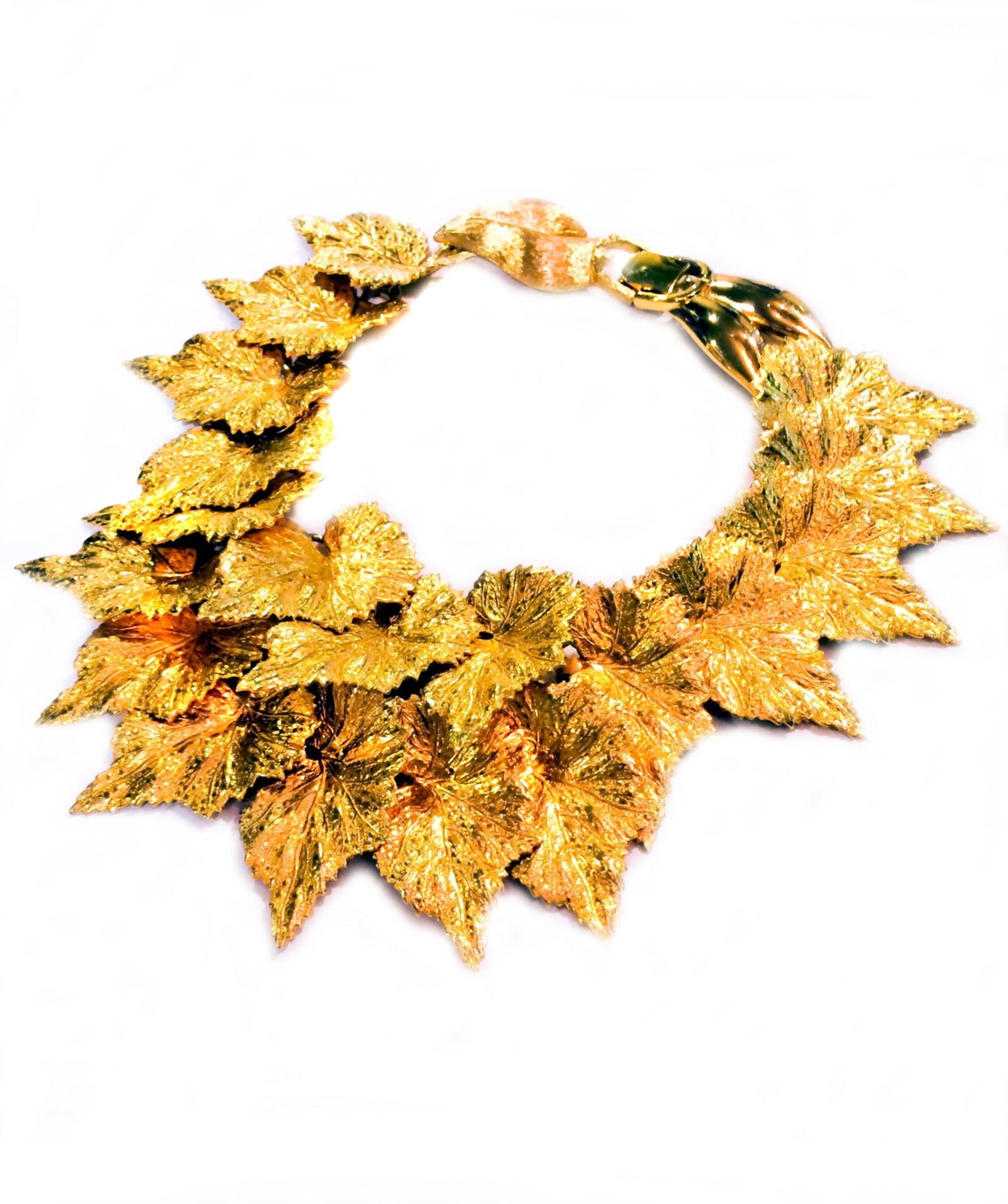 French Gilded Leaves