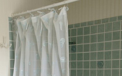 Shower Curtain - Sea