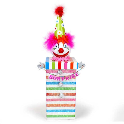 Gift Box Chuckles the Clown