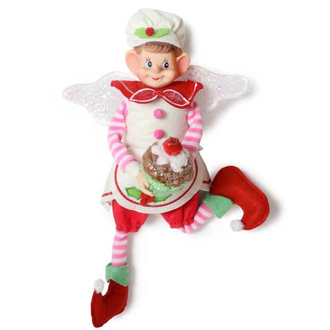 Elfin Fairy Kringle  -  16""