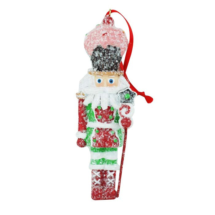 "Nutcracker ""Cherry on Top"" Cupcake Ornament"