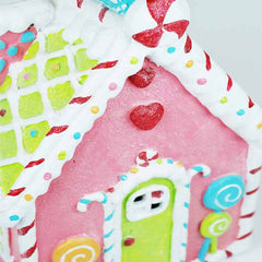 Gingerbread House - Large & Candied