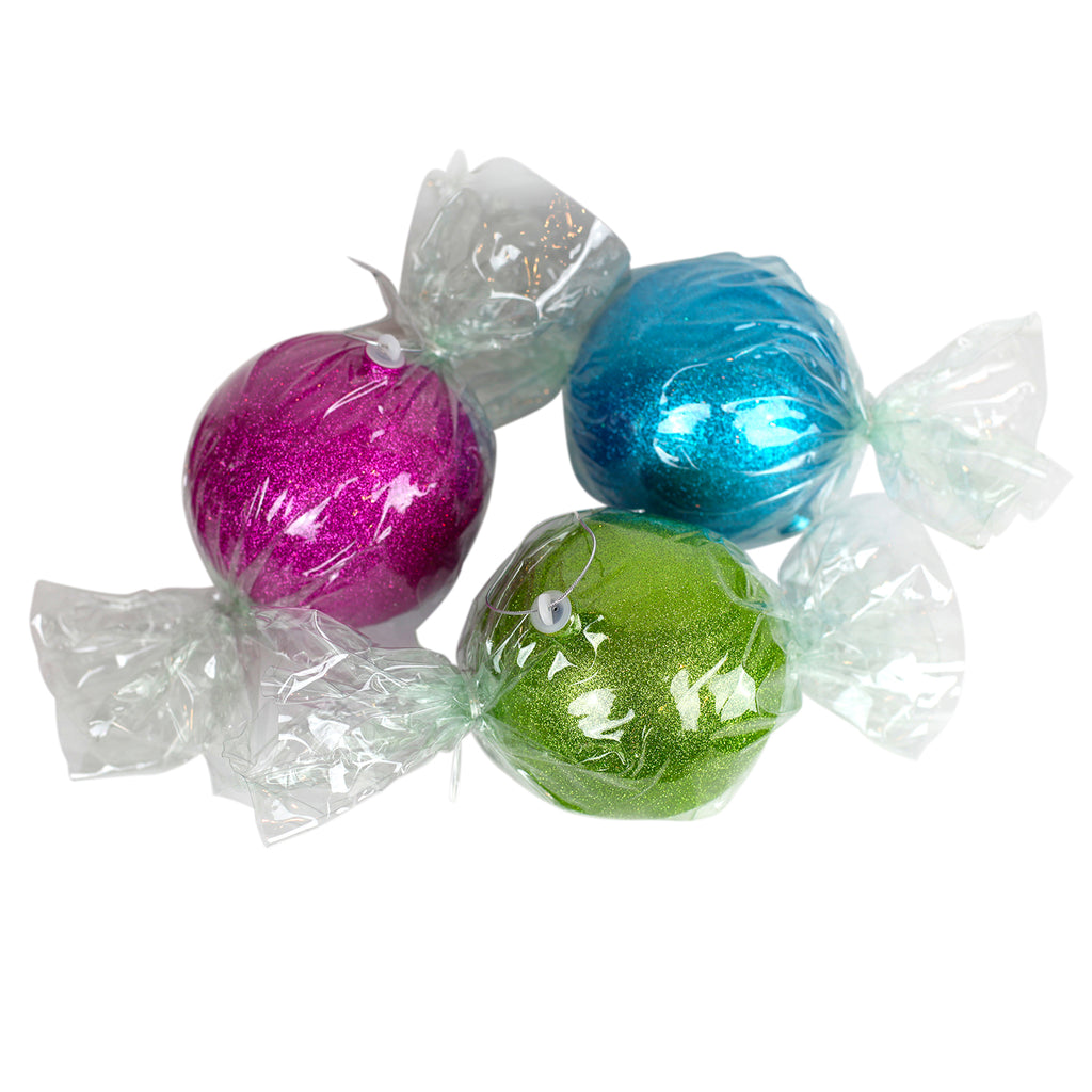 NEW Giant Wrapped Candies