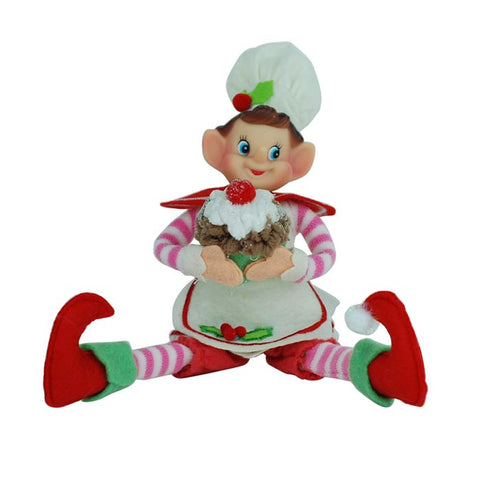 Elf Kringle  - 10.5""
