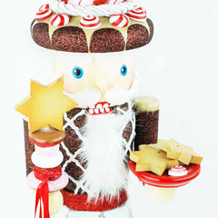 Nutcracker Sir Gingerbread Cookie