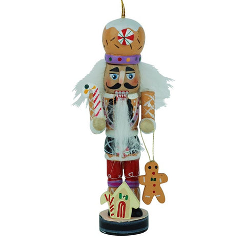 Nutcracker Sir Ginger Bread Ornament