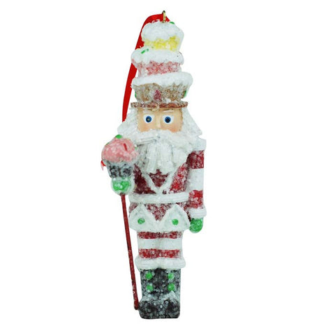 Nutcracker Triple Layer Cake Ornament
