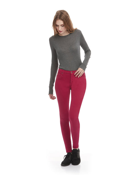 RACHEL SKINNY JEANS / PERSIAN RED