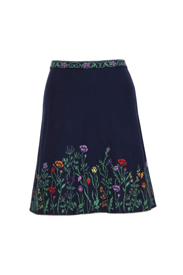 Wildflowers Skirt