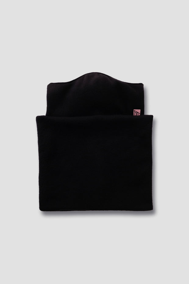 Neck warmer/mask - Black