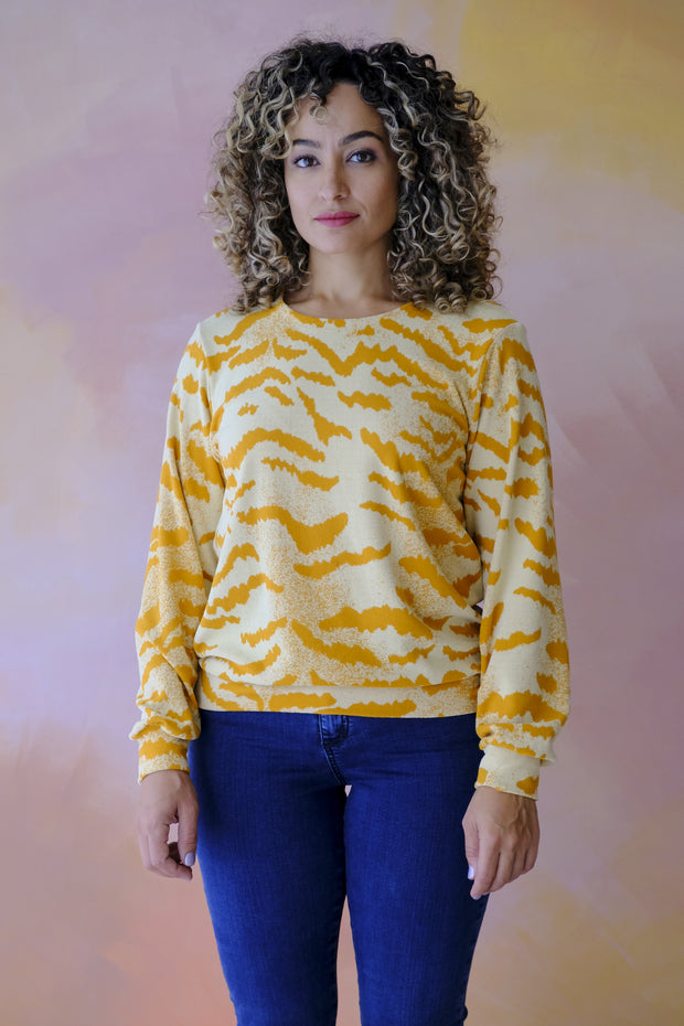 Pull-Over - Yellow