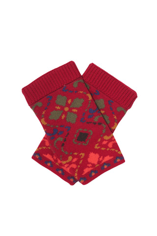 Ivko Floral Cotton Scarf