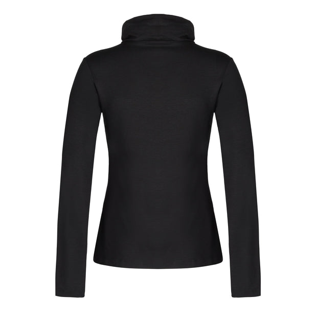 Perfect Turtleneck - Black