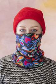 Neck warmer/mask - Folklore