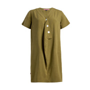 MOMA Dress - Green  // Robe Moma - Vert