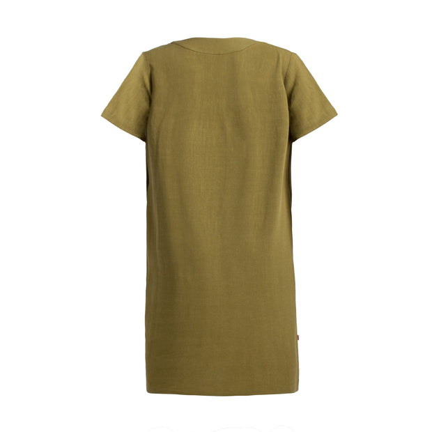 MOMA Dress - Green  // Robe Moma - Verte