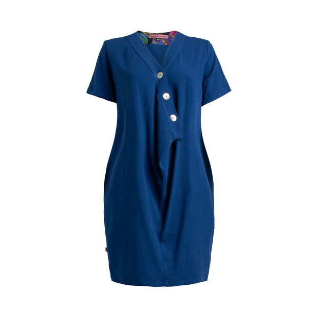 MOMA Dress - Blue // Robe Moma - Bleu
