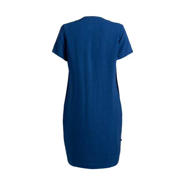 MOMA Dress - Blue // Robe Moma - Bleue
