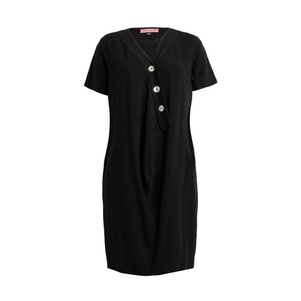 MOMA Dress - Black // Robe Moma - Noire