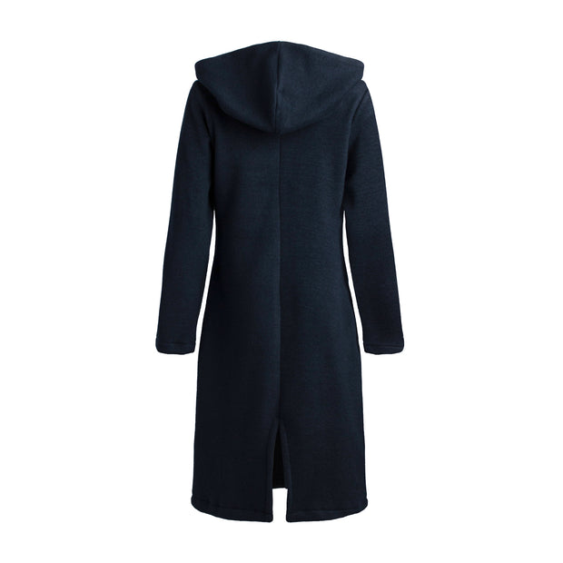 Pollinator Coat - Dark Navy
