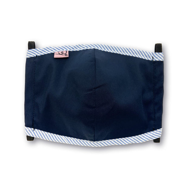 Kids+Teen Mask - Navy // Masque Enfants+Ado -Marine