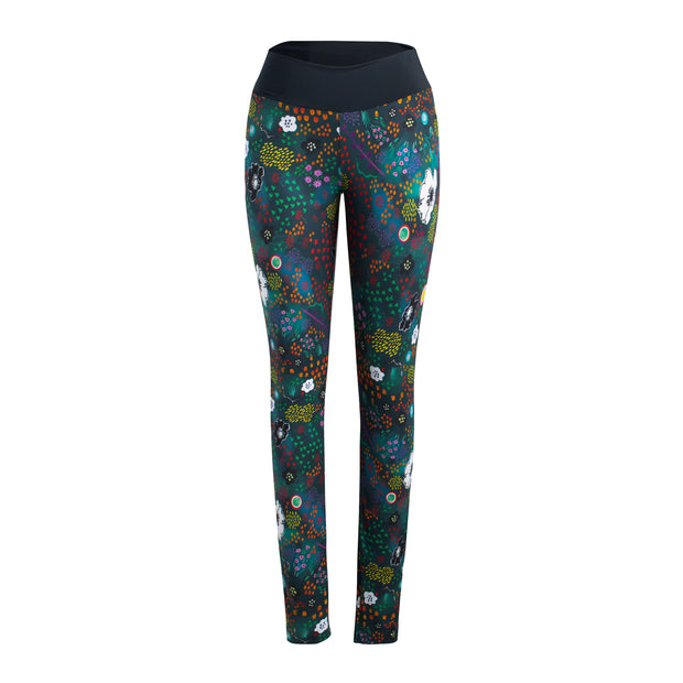 Classic KL Leggings – Night Garden