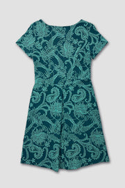 Surprise Dress - Teal 3