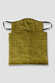 Neck warmer/mask - Grey + Green