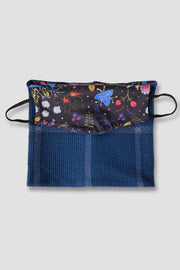 Neck warmer/mask - Floral burst